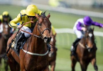 Far Above - Palace House Stakes