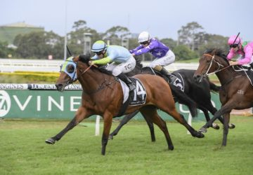 Positive Peace - Emancipation Stakes